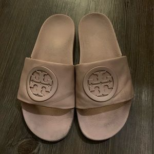 Tory Burch sandals slides
